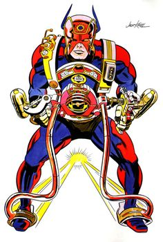Orion by Jack Kirby