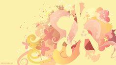 Fluttershy Silhouette Wall by SpaceKitty.deviantart.com on @deviantART ; Click for more on deviantART
