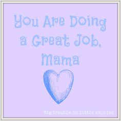 great job, parenting http://bigtroubleinlittlenappies.com/motherhood/10-things-sleep-deprivation-taught/