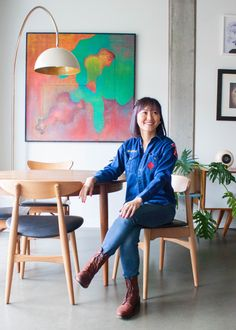 Dining The Best Antique Fischel Asian Klismos Chairs Pub Ice Cream Bistro 2
