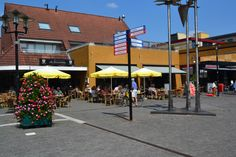 't Plein - winkelcentrum De Hamershof - Leusden