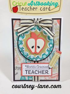 Cricut teacher card You are in the right place about Cricut gifts Here we offer you the most beautiful pictures about the Cricut iron on you are looking for. When you examine the Cricut teacher card p Cricut Explore Projects, Presents For Teachers, Chalk It Up, Cricut Cards, Paper Hearts, Cricut Creations, Heart Cards, Close To My Heart, Paper Design