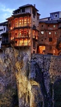 Travel Inspiration for Spain - Cuenca, Spain | 5 Top Best Places to Visit in Spain