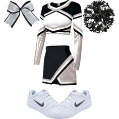 A fashion look from February 2016 featuring Chassè activewear tops y Chassè skirts. Browse and shop related looks. Cheer Costumes, Twin Costumes, Dance Costumes, Halloween Costumes, Cheer Outfits, Dance Outfits, Sport Outfits, School Cheerleading, Cheerleading Uniforms