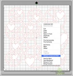 Inlaid Backgrounds with Digital Cut Files | A Silhouette Cameo Tutorial by Juliana Michaels/ how to add colors and designs on silhouette for scrapbooking before cutting with machine.