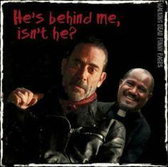 The Walking Dead #LOL #THISMADEMELAUGH #TWD
