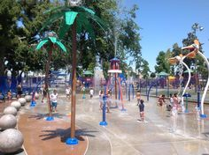 Guide to Sigler Water Park Splash Pad - OC Mom Blog | OC Mom Blog