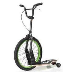 The Sbyke (BMX Bike + Scooter)
