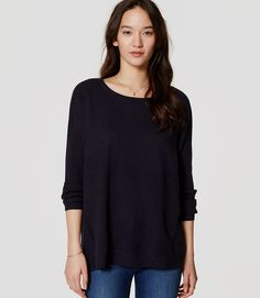 Primary Image of Swing Tunic Sweater
