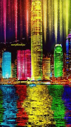.........Love the.. VIVID-NESS....... Of this!! Peace,Love&Light
