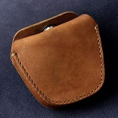 1970's Chinese Army Geninue Leather Pellets Ammo Storage Bag Pouch for Hunting Magnetic Close. Totally Handmade Genuine Leather Pouch. Great for slingshot ,pistol rifle ammo,etc. With Belt Lope,magnet improvement instead of snap. Very Hard to find now,made in 1970's for chinese army. We provide tracking number.