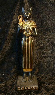 The Kemetic (Egyptian) Goddess Bastet