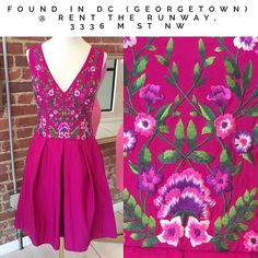 Colorful Summer dress #eyespotforwomen