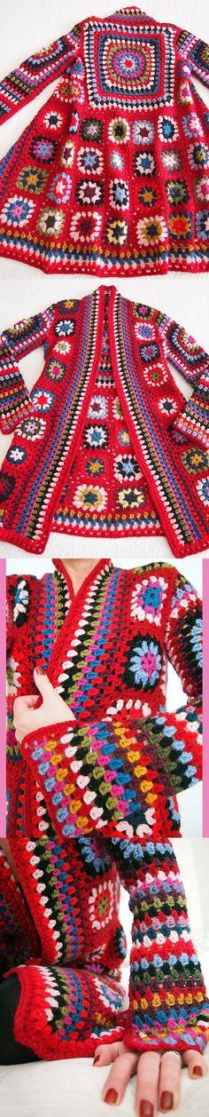 LINDEVROUWSWEB: Granny Vest