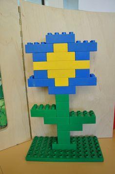Bloemen nabouwen met duplo