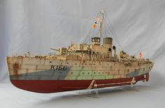 Hobbies To Relieve Stress Product Scale Model Ships, Scale Models, Model Warships, Weather Models, Fuel Truck, Hobby Kits, Vintage Boats, Military Modelling, Royal Navy