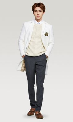 SEHUN for Ivy Club, Autumn/Winter 2015 Collection