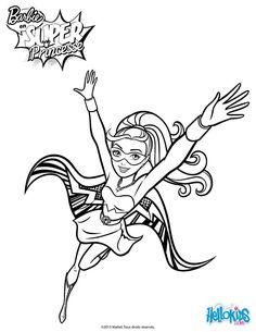 Looking for a Imprimer Coloriage De Barbie Princesse. We have Imprimer Coloriage De Barbie Princesse and the other about Coloriage Imprimer it free. Barbie Coloring Pages, Horse Coloring Pages, Colouring Pages, Coloring Books, Barbie Birthday Party, Barbie Party, Disney Princess Activities, Girl Superhero Party, Princess Of Power