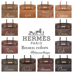 e are some standard Hermes colors and how it looks on the Birkin. I've taken these pictures from various sources and complied them for easy reference. Sac Birkin Hermes, Hermes Bags, Hermes Handbags, Cheap Handbags, Cute Handbags, Purses And Handbags, Mens Handbags, Prada Purses, Handbags Online