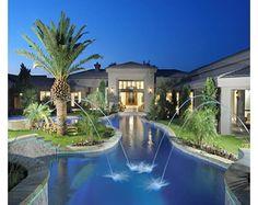 Luxury Landscape design - Home and Garden Design Ideas