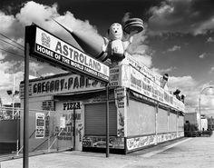 Closed for the Season Coney Island Brooklyn New by TaoSorrento, $8.00