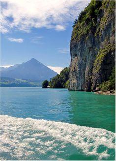 Schfffahrt am Thurnersee