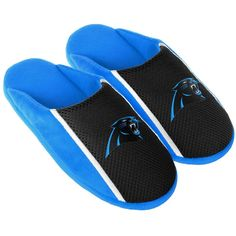 Carolina Panthers Slippers Jersey Slide House Shoes