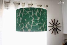 Art & Mañas » DIY: Una lámpara de techo