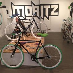 Dominique Iakhlef Bicycle, London, Bike, Bicycle Kick, Bicycles, London England