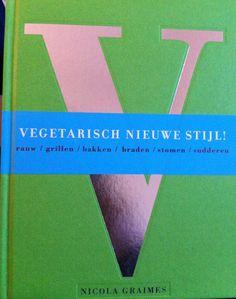 Vegatarisch nieuwe stijl   kookboek