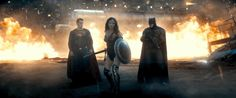 So that happened. After years of intense secrecy around Batman v Superman: Dawn of Justice, the latest trailer went from 0 to 100 in terms of spoilers. Not only did the trailer show the reveal of Wonder Woman, but it even introduced the film's big bad guy: Doomsday. Here's what we learned.