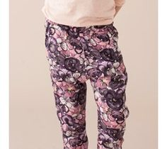 SOFT GALLERY ♥ CORA PANSY AOP PANTS