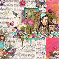 """""""This layout was created for the Sweet Shoppe Summer Shadowbox contest - come join the digital scrapbooking fun at SweetShoppeDesigns.com!"""" credits : sequentials 1 to 4 : set 6 by cindy schneider (slightly modified) a little gypsy by brook magee"""