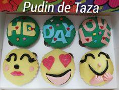 Cumpleaños - caja por 6 Cupcakes