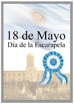 Imágenes para el Día de la Escarapela en Argentina Religion, Teaching, Education, Country, Movie Posters, Classroom Activities, Regional, Victoria, Stickers