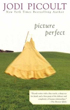 Picture Perfect by Jodi Picoult... I couldn't put it down!!!
