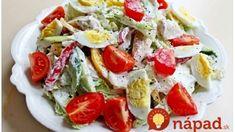11 diétnych šalátov s kuracím mäsom namiesto večere: Pokojne sa môžete najesť do sýtosti a pritom stále chudnete!