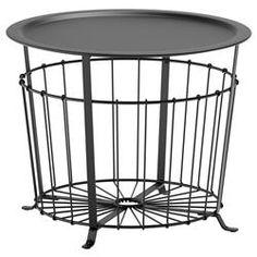 GUALOV τραπέζι με αποθηκευτικό χώρο, 703.403.79 IKEA Greece