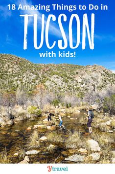 Tucson Arizona is an amazing family travel destination. Here are the best things to do in Tucson with kids, plus tips on where to eat and where to stay in Tucson. This city is one of the best places to visit in Arizona. See inside now for all the details. #Tucson #Arizona #traveltips #familytravel #travel
