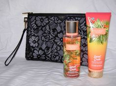 a5ed494b93 Details about Victoria s Secret Neon Paradise Fragrance Body Oil Sunset  Crush 5 oz Free Ship