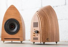 """59 mentions J'aime, 7 commentaires - Dimitris (@doukas_d) sur Instagram : """"Side-project finished. You can read about the process here: http://doukasd.com/#/BAUD-1 #speakers…"""""""