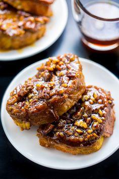 Overnight Pecan Pie