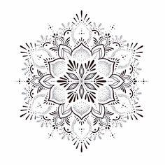 Geometric Tattoo Design, Floral Tattoo Design, Mandala Tattoo Design, Tattoo Designs, Flower Tattoo Drawings, Tattoo Sketches, Flower Tattoos, Buddha Tattoos, Body Art Tattoos