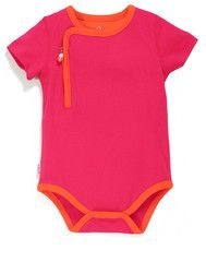 Giggle Pink/Orange Onesie