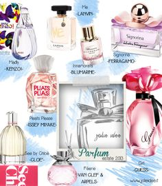 Profumi estate 2013/Perfume summer 2013 - Le fragranze più fresche e sensuali #shoppinglist #wishlist #parfum