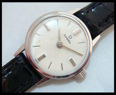 Omega オメガ[om334]希少本物 レディースアンティーク 手巻き 時計 Watch Antique ¥49800yen 〆05月19日