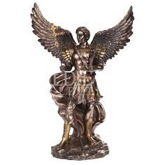 Image result for st. gabriel statue