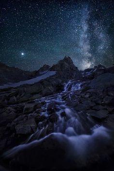 Great Beyond by Marc Adamus, Grand Teton National Park, Wyoming