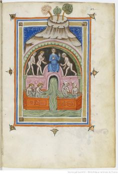 Petrus de Ebulo, De balneis puteolanis .