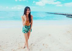 Gabbi Garcia Gabbi Garcia, Filipina Beauty, Ulzzang, Kai, Bikinis, Swimwear, Ootd, Hairstyles, Sexy